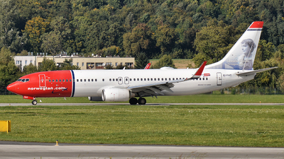 A picture of EIFHT - Boeing 7378JP - [40867] - © Marcin Glodzik