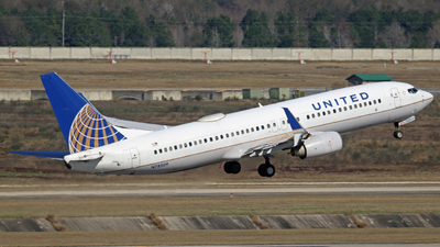 A picture of N78509 - Boeing 737824 - United Airlines - © Scotty Antico