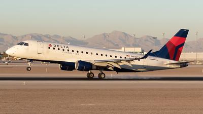 N610CZ - Embraer 170-200LR - Delta Connection (Compass Airlines)