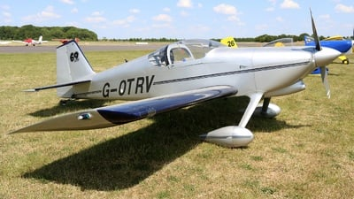 G-OTRV - Vans RV-6 - Private