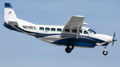 N619EX - Cessna 208B Grand Caravan EX - Textron Aviation