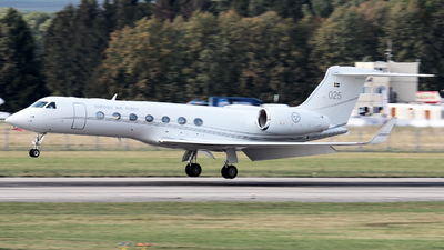 102005 - Gulfstream Tp102D - Sweden - Air Force