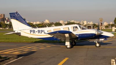 PR-RPL - Piper PA-34-200T Seneca II - Private