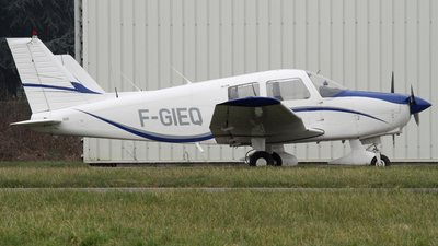 F-GIEQ - Piper PA-28-161 Cadet - Private