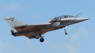 348 - Dassault Rafale B - France - Air Force