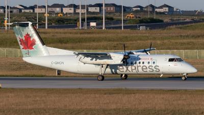 A picture of CGMON - De Havilland Canada Dash 8300 - [131] - © Andrew Wu