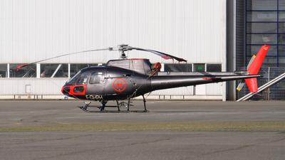 F-GHPH - Eurocopter AS 350B2 Ecureuil - Héliberté Hélicoptères