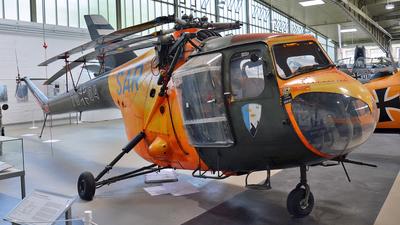 78-04 - Bristol 171 Sycamore Mk.3 - Germany - Air Force