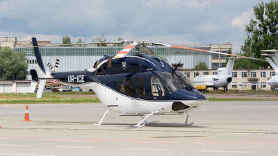 UR-ICE - Bell 429 - Private