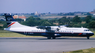 G-BWTM - ATR 72-202 - British Airways Express (Cityflyer Express)