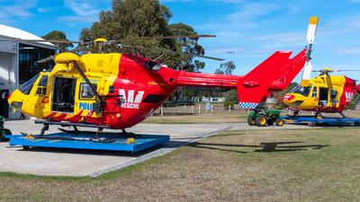 VH-RSQ - MBB-Kawasaki BK117B-2 - Rotor Lift Helicopters