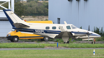 N66PL - Beechcraft B60 Duke - Private