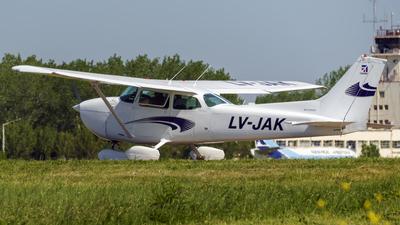 LV-JAK - Cessna 172N Skyhawk - Private
