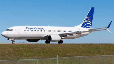 A picture of HP1522CMP - Boeing 7378V3 - Copa Airlines - © Martin Rogosz