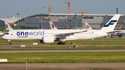 A picture of OHLWB - Airbus A350941 - Finnair - © LOVE_PVG
