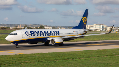 A picture of EIFOR - Boeing 7378AS - [44718] - © Chris Camille