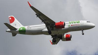 XA-VIV - Airbus A320-271N - VivaAerobus