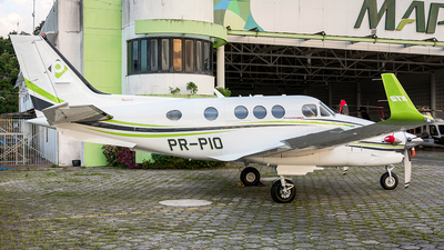 PR-PIO - Beechcraft C90GTx King Air - Private