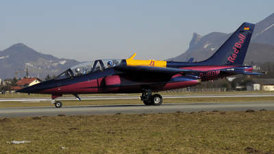 D-IBDM - Dassault-Breguet-Dornier Alpha Jet E - The Flying Bulls