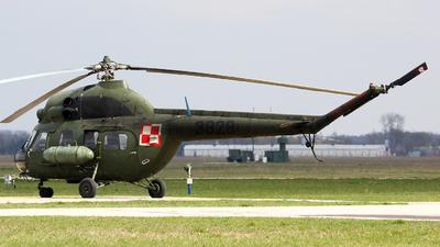 3829 - PZL-Swidnik Mi-2 Hoplite - Poland - Army