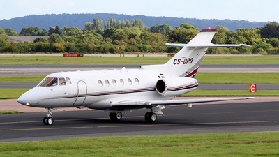A picture of CSDRO - Hawker 800XP - [258775] - © Jez-UK