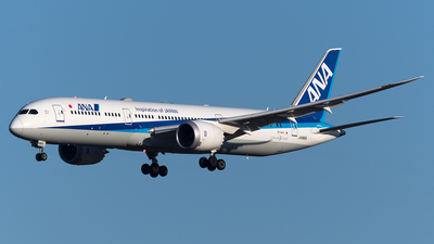 JA886A - Boeing 787-9 Dreamliner - All Nippon Airways (ANA)