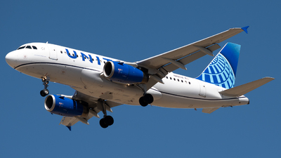 N881UA - Airbus A319-132 - United Airlines