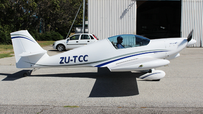 ZU-TCC - Whisper X350 - Private