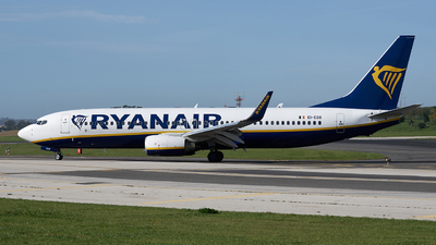 A picture of EIEGB - Boeing 7378AS - Ryanair - © Fernando Roca
