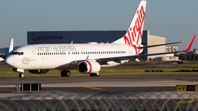 A picture of VHYIW - Boeing 7378FE - Virgin Australia - © James Saunders