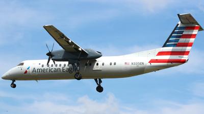 A picture of N335EN - De Havilland Canada Dash 8300 - [375] - © JetBlueAviation HD