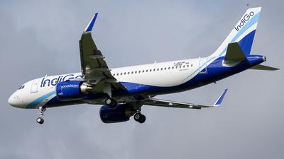 F-WWBB - Airbus A320-271N - IndiGo Airlines