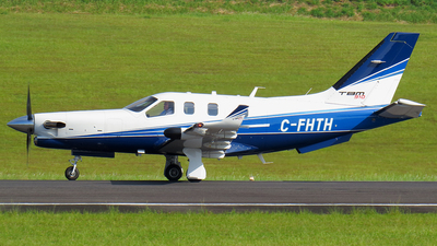 C-FHTH - Socata TBM-910 - Private