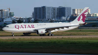 A7-ACC - Airbus A330-203 - Qatar Airways