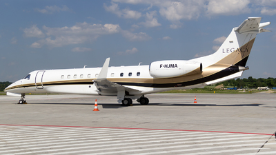 F-HJMA - Embraer ERJ-135BJ Legacy - Private