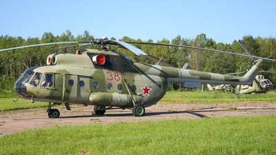 38 - Mil Mi-8TP Hip - Russia - Air Force