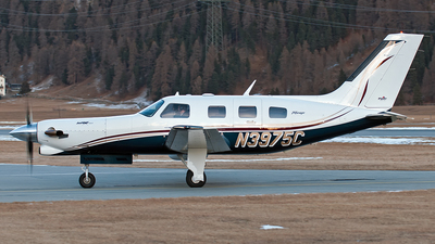 N3975C - Piper PA-46-350P Malibu Mirage/Jetprop DLX - Private