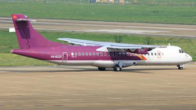 VN-B220 - ATR 72-212A(500) - Vietnam Airlines