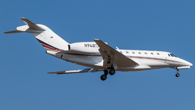 N948TX - Cessna 750 Citation X - Private