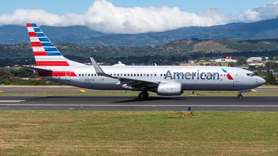 N987AN - Boeing 737-823 - American Airlines