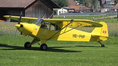 A picture of HBPHP - Piper PA18150 Super Cub - [187901] - © Manueljb