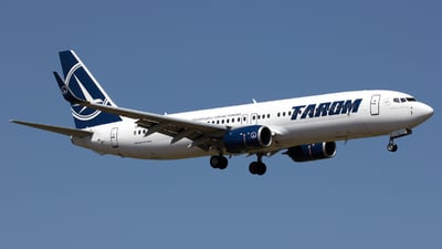 YR-BGL - Boeing 737-8H6 - Tarom - Romanian Air Transport