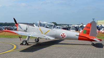 G-DHPM - De Havilland Canada DHC-1 Chipmunk T.10 - Private