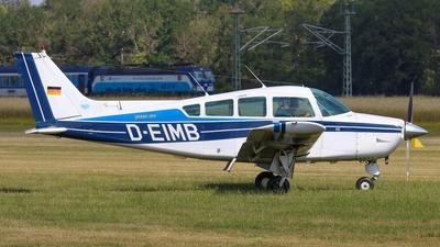 D-EIMB - Beechcraft C24R Sierra 200 - Private