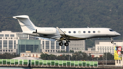 N858CG - Gulfstream G650ER - Private