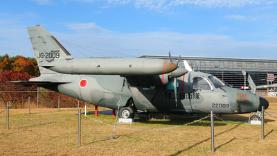22009 - Mitsubishi LR-1 - Japan - Air Self Defence Force (JASDF)