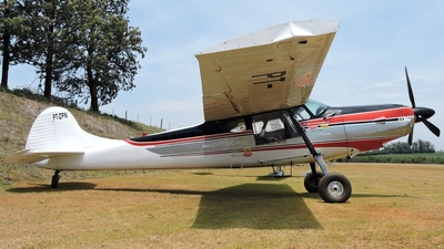 PT-ZPN - Cessna 195 - Private