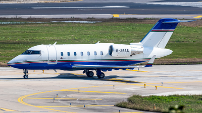 B-3566 - Bombardier CL-600-2B16 Challenger 605 - Private