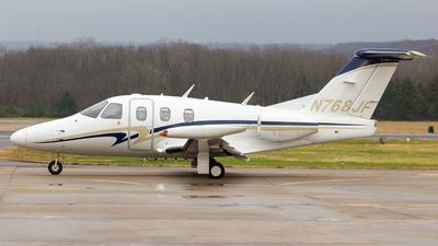 N768JF - Eclipse Aviation Eclipse 500 - Private