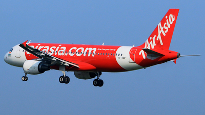 A picture of VTIMP - Airbus A320216 - AirAsia - ©  Rohit  Ramachandran